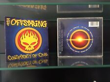 Cd The Offspring - Conspiracy Of One