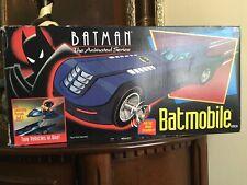 Batman the animated series batmobile kenner, Joker , Harley Quinn Dark knight
