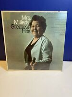 Mrs Miller's Greatest Hits LP Vinyl Record Capitol T2494