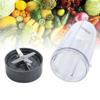 Bullet Extractor Blade + 32oz Colossal Cup Combo For 600W 900W NutriBullet Nutri
