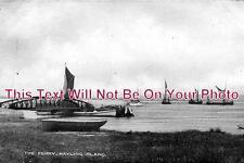 HA 85 - The Ferry, Hayling Island, Hampshire - 6x4 Photo