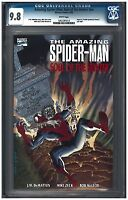 Amazing Spider-Man: Soul of the Hunter #NN CGC 9.8 (8/92) Marvel white pages