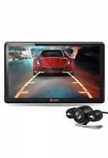 junsun 7 inch Car GPS Navigation Bluetooth 8GB with Rear view Camera FM MP3 M...