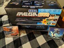 Sega Mega Cd Console Boxed