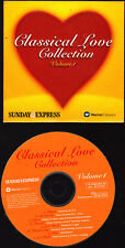 Classical Music CD, Classical Love Collection Vol1,