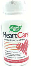 Nature's Way HeartCare 120 Tablets Standardized Hawthorn