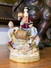 Rare Early 19th Century Meissen Porcelain Figural Group