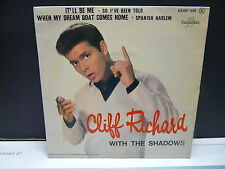 CLIFF RICHARD It'll be me / When my dream boat comes home .. ESDF 1438