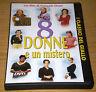 8 DONNE E UN MISTERO Ozon Film Classici del Giallo commedia musicale DVD 2002