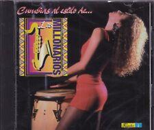 Los Millonarios Cumbias al Estilo CD New Sealed