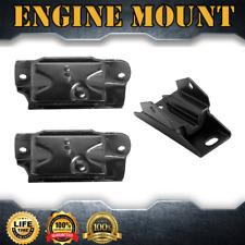 Engine Mount & Auto Trans Mount Set 3PCS For 1972 FORD F-100 V8 5.0L 302cid AT