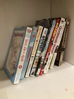 Manga Lot ($5ea) Your Lie In April, Fairy Tail, K-on, Baccano, Etc