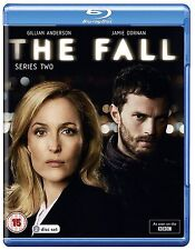 The Fall Complete Series 2 Blu Ray All Episodes Second Season Original UK Rele