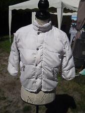 Manteau blanc doudoune capuche fille CRHISTIAN DIOR taille 4 ans