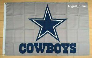 Dallas Cowboys 3x5 ft Flag Banner NFL