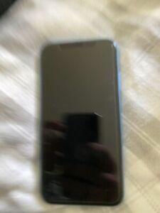 Apple iPhone XR 128GB Blue Unlocked w/ Box, Apple Care + Bonus