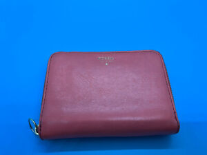 """FOSSIL WALLET PURSE. IMMACULATE CONDITION. 5.5"""" x 4"""""""