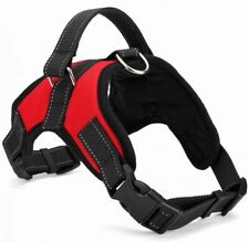 New Arrival No Pull Dog Pet Harness Adjustable Control Vest Dogs Reflective S-XL