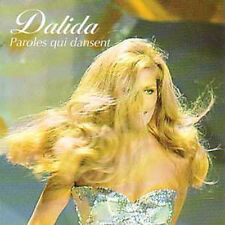 CD DALIDA	Paroles qui dansent - Original Maxi versions RARE