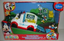 MICKEY MOUSE CLUBHOUSE MOUSKA-MEDICS PLAYSET FISHER-PRICE NEW