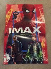 Tom Holland Signed Spider Man Mini Poster