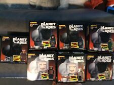 Brand New Rare Kubrick Planet Of The Apes 7 Characters