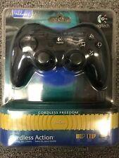 Paddle Controller Joypad Cordless Freedom Logitech per Playstation 2