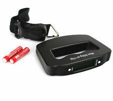 50KG Digital Travel Portable Handheld Weighing Luggage Scales Suitcase Bag eScal