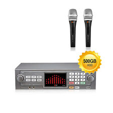 TJ Taijin Media Best Home HDD Karaoke TKR-365HK + mic 2 for overseas Korean