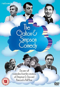Galton And Simpson Comedy: The Complete Series DVD NUOVO