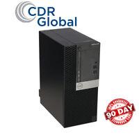 Dell OptiPlex 5040 Mini Tower Intel Core i7 6th Gen 8GB RAM 2TB HDD WIN 10 Pro