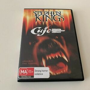 Cujo (DVD, 1983) - Special Collector's Edition - Stephen King