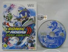 Sonic Riders: Zero Gravity - Nintendo Wii Game -