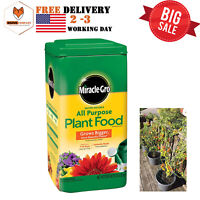 Miracle-Gro Water Soluble All Purpose Plant Food - 5 Pound NEW FREESHIP