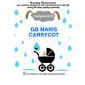 koodee uk Raincover To fit GB MARIS CARRYCOT BNIP