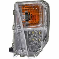 2012 2013 TOYOTA PRIUS TURN SIGNAL LAMP LIGHT WITH LED LEFT DRIVER SIDE