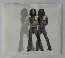 LENNY KRAVITZ CD SINGLE IT AIN`T OVER TIL IT`S OVER