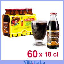 Bibita calabrese al caffè Brasilena Gassosa  60 bottiglie da 18 cl