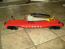 LIONEL POSTWAR #6819 FLAT CAR with HELICOPTER