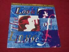 "Martyn Bates:   The Look Of Love   Rare 1987  EX+   7""  Eyeless in Gaza"
