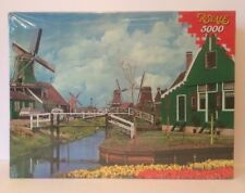 ROYALE Amsterdam, Holland RARE 5000 PIECE PUZZLE 8100 BN Sealed