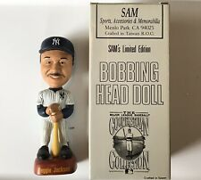 Reggie Jackson Bobble Head Sam's Limited Edition Cooperstown Collection Yankees