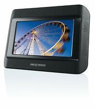 "Nextbase Click & Go Click 7"" Lite Single Portable DVD Player Car Stanchion Mount"