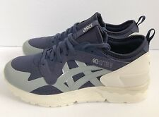 NWOB Asics Gel Lyte V New Blue Cream Running Men's Sz 8 Brand New! H806N-5811