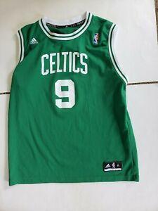 Adidas Rajon Rondo Men's Green Boston Celtics Jersey Size XL