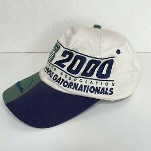 NHRA Top Eliminator Club 2000 Trucker Hat 31St  Annual Mac Tools Gatornationals