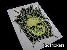 Sticker Kirk Hammett Spider Vinyl  Metallica KH-2 For Guitar Or Bass