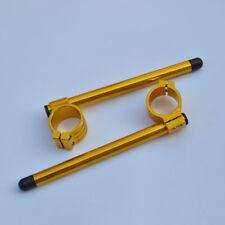 Clip On Handle Bar For Yamaha YZF R1 1998-11 08 09 R6 2005-2010 07 09 750R 50mm
