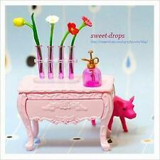 Re-ment Miniature Lovely Pink #3 -  Sweet Pink Furniture & Pig