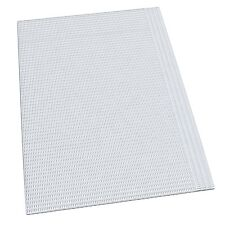 McLaren Dental Disposable Dental Bibs 3 Ply WHITE 33 x 45.5cm 500pcs